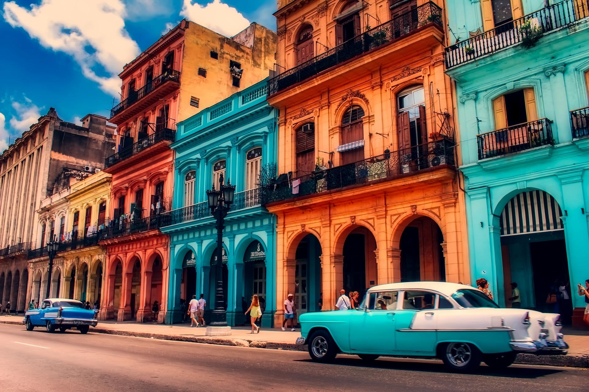 beste tid for reise til cuba